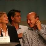 Marielle, Jean-Luc et Rodolphe