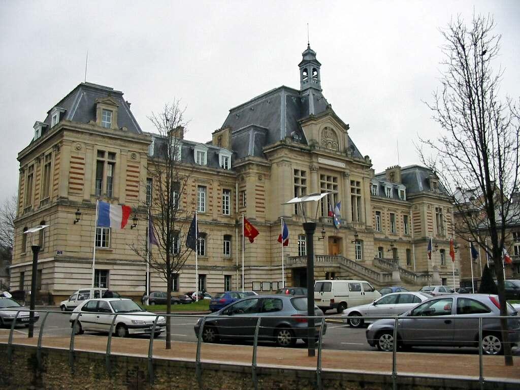 Mairie d'Évreux (Eure)