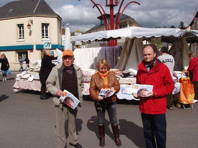 EZY-Sur-Eure le 15 avril 2012