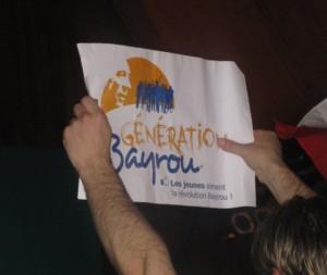 F Bayrou à Rouen